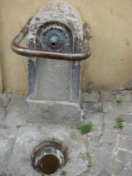 Borne fontaine – Aubenas