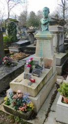 Sépulture de la famille Fulde – Cimetière du Père-Lachaise – Paris (75020)