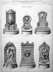 VO2_PL526 – Fontaines d'applique