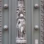 Ornements  de portes et balcons - 71, 69 et 67 rue de Grenelle Paris (75007) - Image4