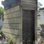 Portes de chapelles sépulcrales - Division 95 (1) - Cimetière du Père Lachaise - Paris (75020) - Image8