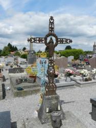 Fonte funéraire – Cimetière – Berlaimont