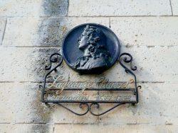 Médaillon de Lagrange-Chancel –  Razac-sur-L'isle