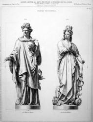 VO2_PL604 – Statues décoratives
