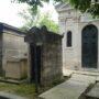 Portes de chapelles sépulcrales - Division 17 - Cimetière du Père Lachaise - Paris (75020) - Image5