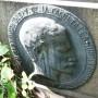 Monument à Anton C. Don - Cimetière Bellu - Bucarest - Image4