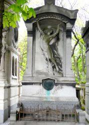 Tombe de Jean-Ernest Reynaud – Cimetière du Père Lachaise – Paris (75020)