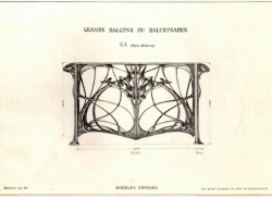 GUI_PL01 – Grands balcons ou balustrades