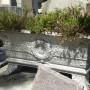 Ornements de sépulture (corbeilles) - Division 95 - Cimetière du Père-Lachaise - Paris (75020) - Image11