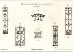GUI_PL22 – Panneaux de portes et impostes