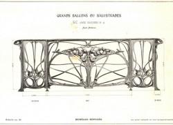 GUI_PL04 – Grands balcons ou balustrades