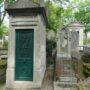 Entourages de tombes (1) - Division 56 - Cimetière du Père Lachaise - Paris (75020) - Image13