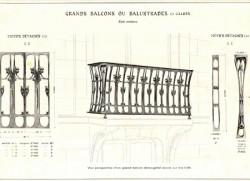 GUI_PL09_A – Grands balcons ou balustres