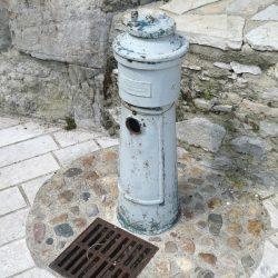 Borne-fontaine – Calamane