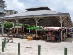 Marché  couvert – Marché aux épices – Pointe-à-Pitre – Guadeloupe