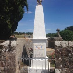 Monument aux morts – Tonnac