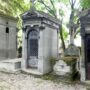 Portes de chapelles sépulcrales (2)  - Division 70 - Cimetière du Père Lachaise - Paris (75020) - Image14