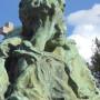 Tombe de la famille Fournié d'Alignan  - Cimetière du Père Lachaise - Paris (75020) - Image5