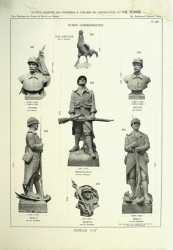 VO_MM_PL627 – Sujets commemoratifs