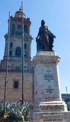 Monumento Hipsografico a Enrico Martinez – Mexico