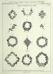 VO_MM_PL869_F – Palmes, couronnes et motifs divers