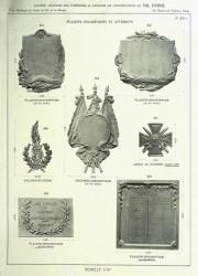 VO_MM_PL870_F – Plaques-inscriptions et attributs