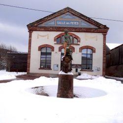 Fontaine : la Source à l'enfant – Granges-sur-Vologne