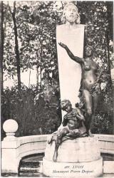Monument à Pierre Dupont – Lyon (fondu)