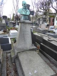 Tombe de Gustave Le Bon – Cimetière du Père-Lachaise – Paris (75020)