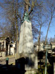 Sépulture Dabadie de Bernet – Cimetière du Père Lachaise – Paris (75020)