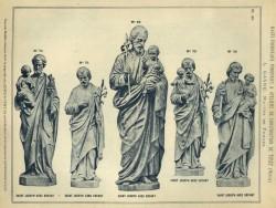 TU_DUCH_1896_PL470_AO – Statues de Saint Joseph