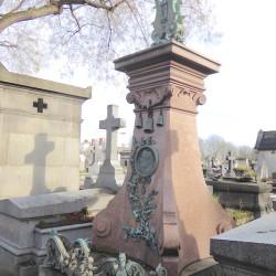 Monument à Robert Planquette – Cimetière du Père-Lachaise – Paris (75020)