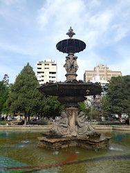 Fontaine – Fuente – Plaza Colón – Córdoba