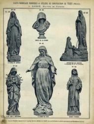TU_DUCH_1896_PL470_AH – Statues religieuses