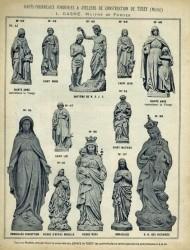 TU_DUCH_1896_PL470_AJ – Statues religieuses