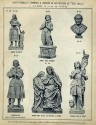 TU_DUCH_1896_PL470_AK – Statues religieuses