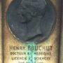 Buste et médaillon de la sépulture Bouchut - Cimetière de Montparnasse - Paris (75014) - Image2