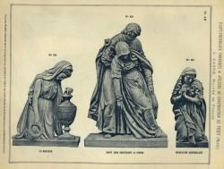 TU_DUCH_1896_PL470_AM – Statues religieuses et funéraires
