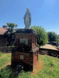 Vierge immaculée – La Vinouse – Verlhac-Tescou