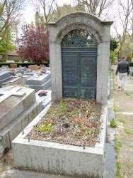 Tombe Granat – Cimetière du Père Lachaise – Paris (75020)