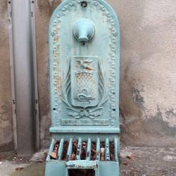 Fontaine à boire – Rue Balette – Sorèze