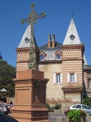 Croix de mission – Esplanade de la Côté – Lagardelle-sur-Lèze
