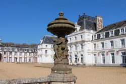 Jardinières (4) – Château des Vaux – Pontgouin
