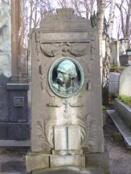 Monument à Frédéric Soulié – Cimetière du Père Lachaise – Paris (75020)