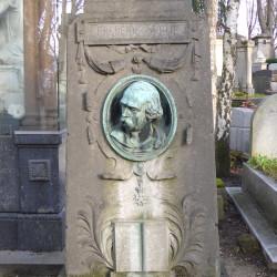 Tombe Soulié – Cimetière du Père Lachaise – Paris (75020)