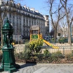 Fontaine Wallace – Rue Descos – Paris (75012)