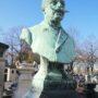 Buste de Joseph Garreau - Cimetière de Montparnasse - Paris (75014) - Image1