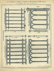TU_DUCH_1896_PL163 – Balustrades de pont