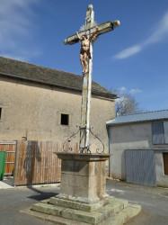 Christ en croix – Tauriac-de-Naucelle