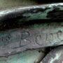 Médaillon de la sépulture Fergeau - Cimetière du Père Lachaise - Paris (75020) - Image3